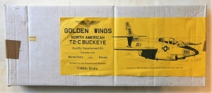 GOLDEN WINGS 1/48 NORTH AMERICAN T-2C BUCKEYE