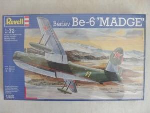REVELL 1/72 4322 BERIEV Be-6 MADGE