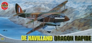 AIRFIX 1/72 04047 DE HAVILLAND DRAGON RAPIDE