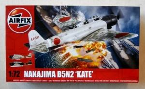 AIRFIX 1/72 04058 NAKAJIMA B5N2 KATE
