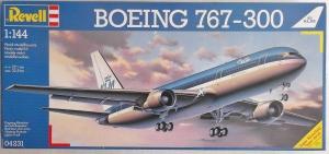 REVELL 1/144 04231 BOEING 767-300 KLM