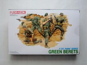 DRAGON 1/35 3309 GREEN BERETS