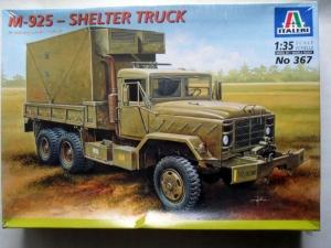 ITALERI 1/35 367 M-925 SHELTER TRUCK