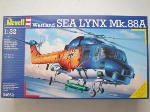 REVELL 1/32 04652 WESTLAND SEA LYNX Mk.88A