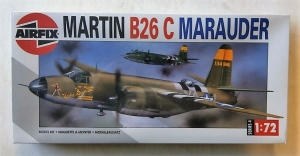 AIRFIX 1/72 04015 MARTIN B-26C MARAUDER