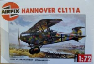 AIRFIX 1/72 01050 HANNOVER CL.IIIA