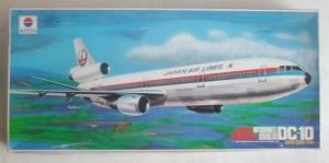 NITTO 1/100 513 JAL McDONNELL-DOUGLAS DC-10