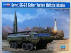 HOBBYBOSS 1/35 85505 SOVIET SS-23 SPIDER TACTICAL BALLISTIC MISSILE