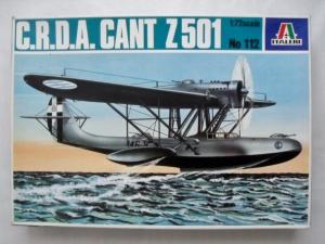 ITALERI 1/72 112 C.R.D.A. CANT Z501