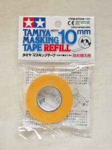 TAMIYA  87034 MASKING TAPE REFILL 10mm