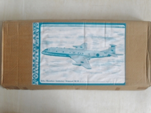 FORMAPLANE 1/72 BAe HAWKER SIDDELEY NIMROD M.R.1