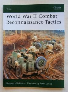 OSPREY ELITE  156. WWII COMBAT RECONNAISSANCE TACTICS