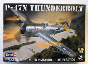REVELL 1/48 5314 P-47N THUNDERBOLT