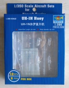 TRUMPETER 1/350 06268 UH-1N HUEY