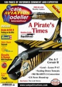 SCALE AVIATION MODELLER  SCALE AVIATION MODELLER VOLUME 16 ISSUE 06