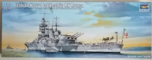 TRUMPETER 1/350 05318 ITALIAN NAVY BATTLESHIP RN ROMA  UK SALE ONLY
