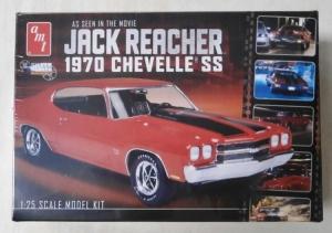AMT 1/25 871 JACK REACHER 1970 CHEVELLE SS