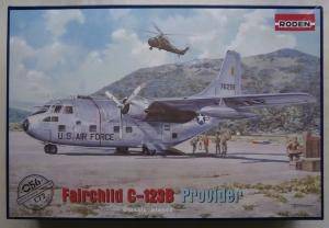 RODEN 1/72 056 FAIRCHILD C-123B PROVIDER