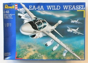 REVELL 1/48 4570 EA-6A WILD WEASEL