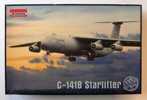 RODEN 1/144 325 LOCKHEED C-141B STARLIFTER