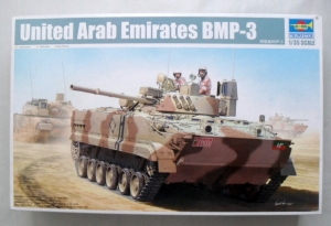 TRUMPETER 1/35 01531 BMP-3 UNITED ARAB EMIRATES