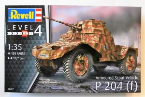 REVELL 1/35 03259 ARMOURED SCOUT VEHICLE P 204 f