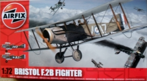 AIRFIX 1/72 01080 BRISTOL F.2B FIGHTER