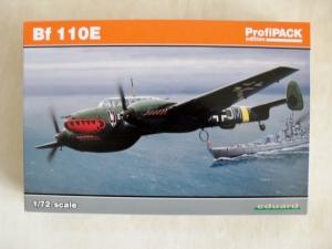 EDUARD 1/72 7083 MESSERSCHMITT Bf 110E PROFIPACK EDITION