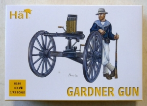 HAT INDUSTRIES 1/72 8180 GARDNER GUN