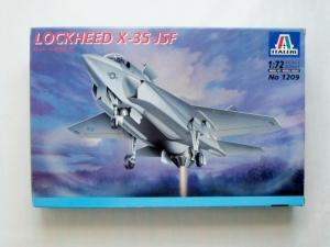 ITALERI 1/72 1209 LOCKHEED X-35 JSF