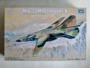 TRUMPETER 1/32 03211 MiG-23MLD FLOGGER-K  UK SALE ONLY