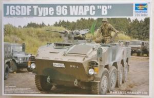 TRUMPETER 1/35 05569 JGSDF TYPE 96 WAPC B