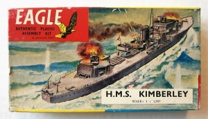 EAGLEWALL 1/1200 HMS KIMBERLEY