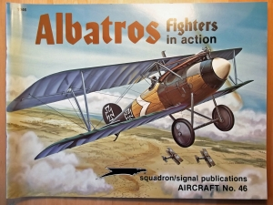 SQUADRON/SIGNAL AIRCRAFT IN ACTION  1046. ALBATROS FIGHTERS
