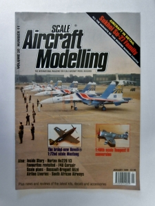 SCALE AIRCRAFT MODELLING  SAM VOLUME 20 ISSUE 11