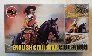AIRFIX 54mm 06501 ENGLISH CIVIL WAR COLLECTION