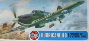 AIRFIX 1/72 02042 HURRICANE IIB