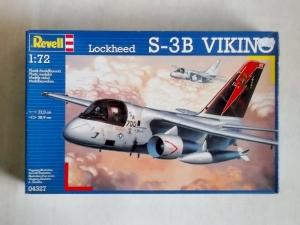 REVELL 1/72 04327 LOCKHEED S-3B VIKING