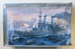 GLENCOE  08301 USS OREGON 1/225