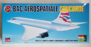 AIRFIX 1/144 06182 BAC AEROSPATIALE CONCORDE
