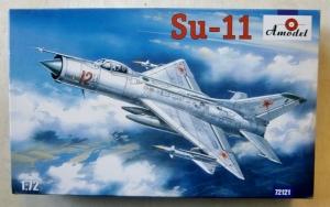 1/72 72121 Su-11
