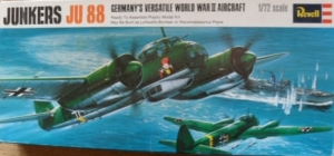 REVELL 1/72 H113 JUNKERS Ju 88 A4/D1