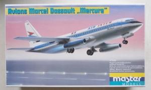 MASTERMODEL 1/100 1018 AVIONS MARCEL DASSAULT MERCURE