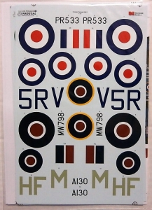 XTRADECAL 1/32 32066 HAWKER TEMPEST Mk.2/F.2