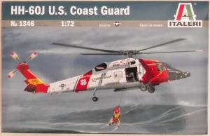 ITALERI 1/72 1346 HH-60J US COAST GUARD
