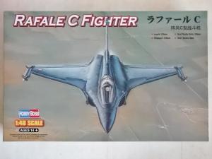 HOBBYBOSS 1/48 80318 RAFALE C FIGHTER
