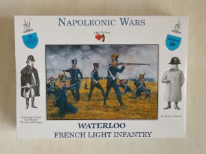 CALL TO ARMS 1/32 28 FRENCH LIGHT INFANTRY - NAPOLEONIC