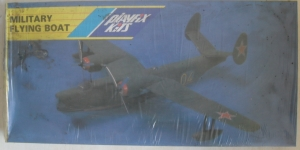 PLAYFIX 1/72 MILITARY FLYING BOAT  Be-6