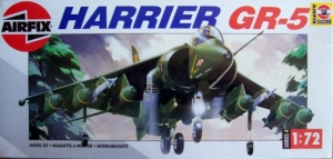 AIRFIX 1/72 04038 HARRIER GR-5