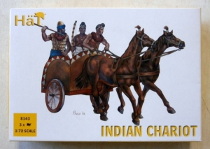 HAT INDUSTRIES 1/72 8143 INDIAN CHARIOT